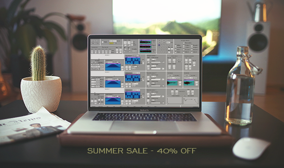 Compositor Pro 2 Summer Sale 40% off